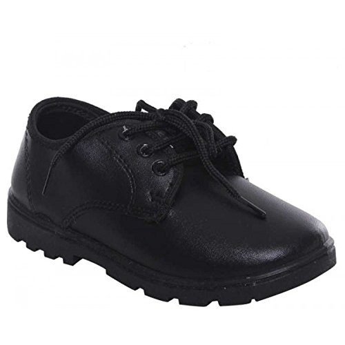 Action Boy s Black School Shoes (A3)  NA  Rs  Mrp - NA ... cacce6103