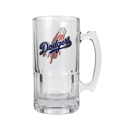 Los Angeles Dodgers MLB 1 Liter Macho Mug - Primary Logo at Amazon.com