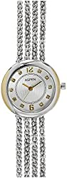 Aspen Feminine Exclusive Analog Silver Dial Womens Watch - AP1727