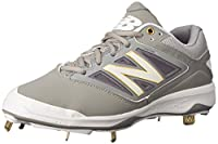 New Balance Men\u0027s L4040V3 Cleat Baseball Shoe.
