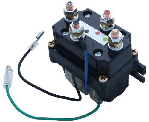 Best Price VIPER ATV/UTV Replacement Contactor/Solenoid 1500lb-5000lb Winches