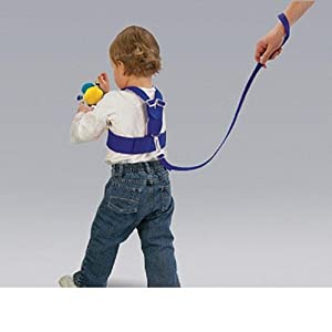 Diono Sure Steps Child Harness, Blue