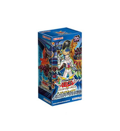 Yu Gi Oh arc and five OCG booster SP speed / riders BOX