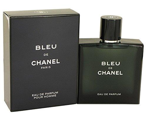 Bleu De C.h.a.n.e.l. Colonge For Men Eau De Parfum Spray 3.4 oz. 100 ml. [WP] Free! Sample Venezia Perfume (Ch Men Polo compare prices)