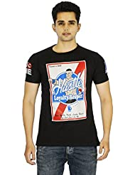 Attitude John Cena Hostle Loyalty Respect Printed T-shirt