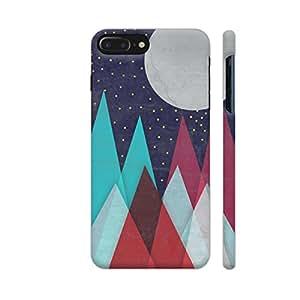 Colorpur Starry Night Designer Mobile Phone Case Back Cover For Apple iPhone 7 plus | Artist: Abhinav