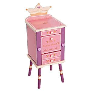 Levels Of Discovery Princess Jewelry Cabinet Pinkpurple by Levels of Discovery