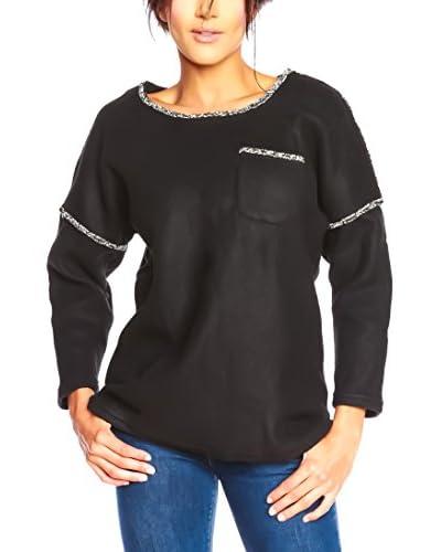 Special Coat Sweatshirt Choco schwarz S
