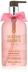 Molton Brown Hand Wash, Rhubarb & Rose, 10 fl. oz.