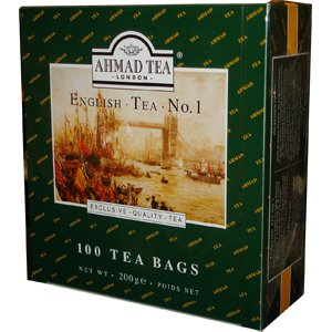 Ahmad English Tea #1 100 Tea Bags
