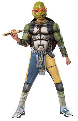 Kids Teenage Mutant Ninja Turtles Michelangelo Costume