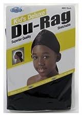 Dream Du-Rag Kid's Black #51 (Pack of 24)