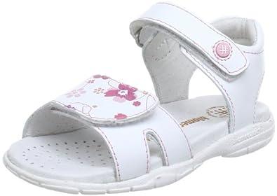 Biomecanics White Casual Sandal 132178 8.5 UK Toddler, 26 EU