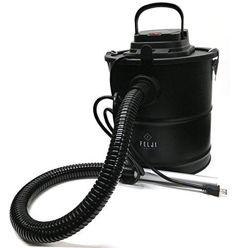 Felji Ash Vacuum Cleaner Stove Pellet Wood Fireplace Wood BBQ Grill (Pellet Stove Vacuum Cleaners compare prices)