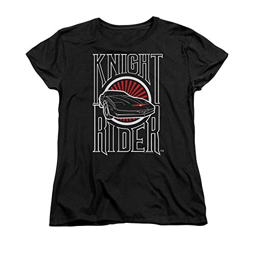 Knight Rider Logo Women's