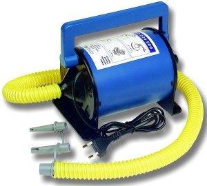 bootszubehoer-online 220 Volt elektrische Luftpumpe BRAVO 500