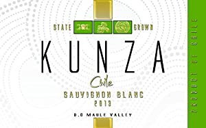 2013 Kunza Maule Valley Sauvignon Blanc 750 mL