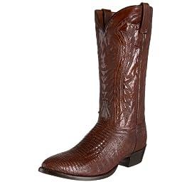 Dan Post Men\'s Raleigh Western Boot,Antique Tan,9 D US/M US