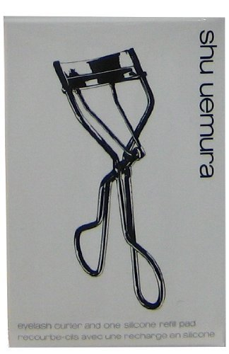 シュウ ウエムラ EYELASH CURLER 1 EACH WITH 1 FREE SILICONE REFILL