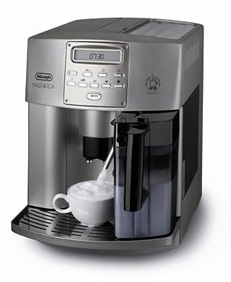 DeLonghi ESAM3500.N Magnifica Digital Super-Automatic Espresso/Coffee Machine Via Amazon