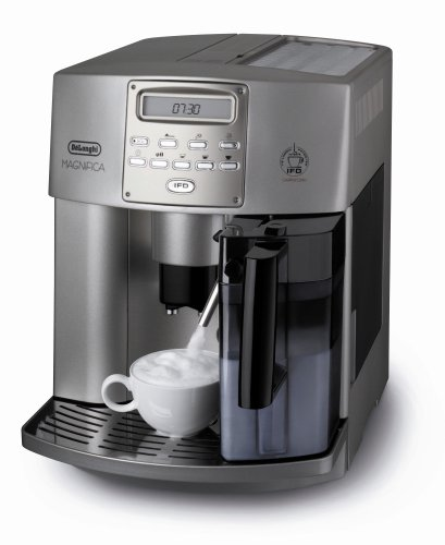 DeLonghi ESAM3500.N  Magnifica Digital Super-Automatic Espresso/Coffee Machine Discount