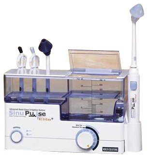 sinupulse machine