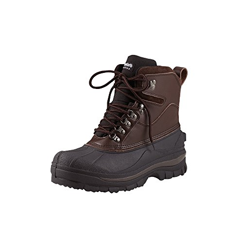 Rothco Mens Venturer Black Brown Winter Boot - 11 (Thermoblock Boots compare prices)