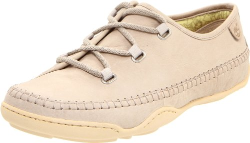 Timberland Women's Barestep Oxford Off White