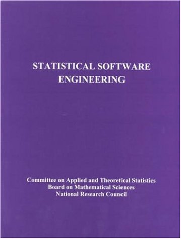 Statistical Software Engineering
