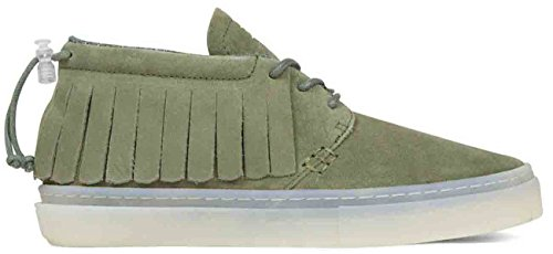Clear Weather THE ONE-O-ONE-GREEN SUEDE (11US)
