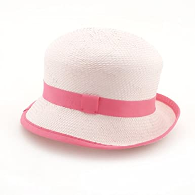 Bright Bowler Hat in Pink||RF10F