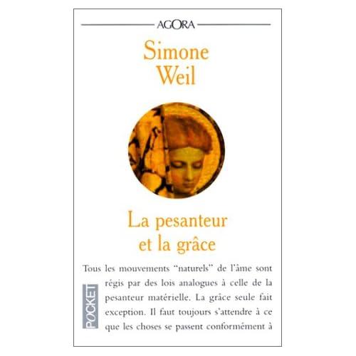 La pesanteur et la grâce - Simone Weil - EEEEEEEE dans Les lectures d'Edouard 41TW90D45QL._SS500_