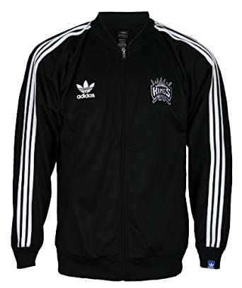 Adidas Boys Sacramento Kings NBA Legacy Youth Track Jacket by adidas