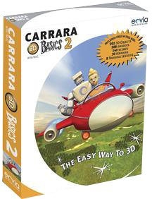 Evoia Carrara Studio 3D Basics 2.0 Win/Mac