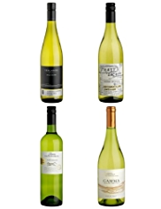New World Whites Mixed Case of 12