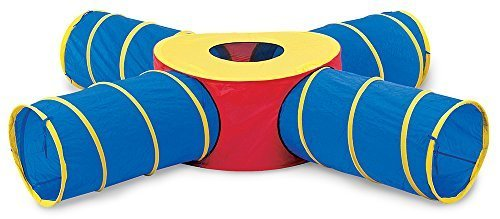 Pacific Play Tents Tunnels of Fun Junction Set by PACIFIC PLAY TENTS günstig online kaufen