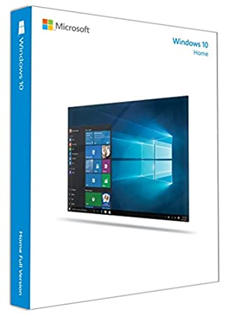 Windows 10 Home 32-bit/64-bit English International