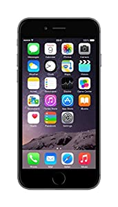 Apple iPhone 6 Space Grey 16GB (UK Version) SIM-Free Smartphone