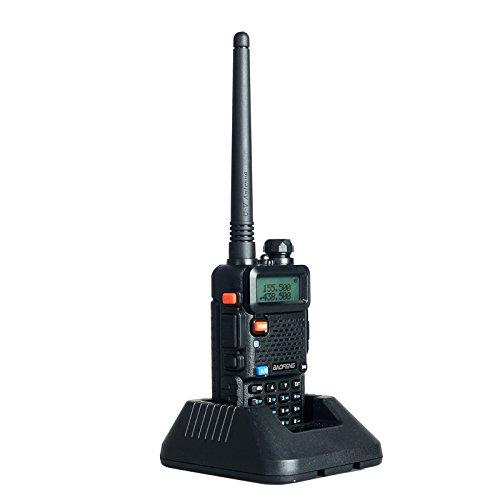 BaoFeng無線機 UV-5R トランシーバー136-174/400-480 MHz 双周波帯域