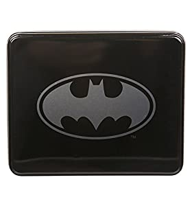 DC Comics Vintage Batman Wallet In Tin