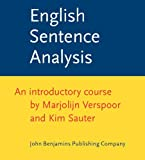 img - for English Sentence Analysis: An introductory course by Marjolijn Verspoor (2000-08-15) book / textbook / text book