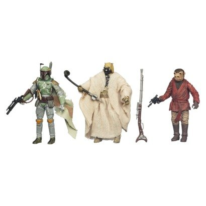 Star Wars Vintage Villain Special 3 Piece Action