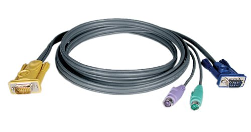 Tripp Lite P774-006 6 -Feet KVM PS/2 Cable Kit for B020/B022 Series Switches