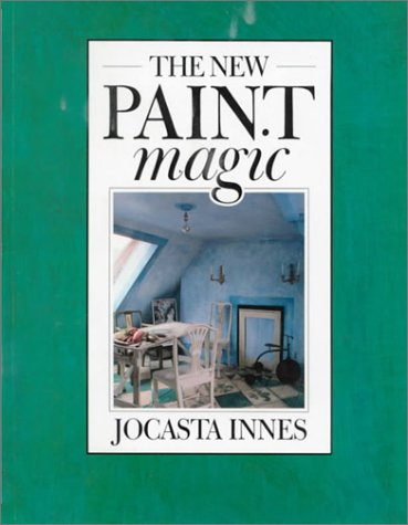 The New Paint Magic, Jocasta Innes