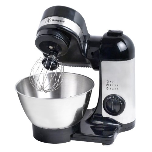 BEST PRICE Westinghouse SA61950 Stand Mixer Stainless SteelBEST