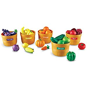 Learning Resources Farmers Market Color Sorting Set by Learning Resources