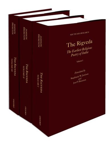 The Rigveda (South Asia Research)