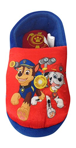 Nickelodeon Kids Paw Patrol Slippers Footwear (medium 7-8)
