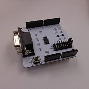 Adafruit motor shield v2.3