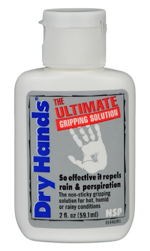 Dry Hands Grip Solution 2 fl. oz by Dry Hands